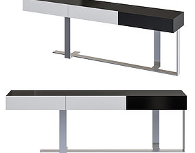 ENNE FRAME - console table 3D