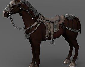 Dark Horse 3D model