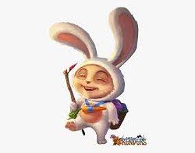 Teemo Bunny style 3D printable model