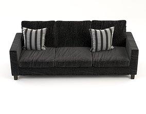 Georgia sofa bed 3D model