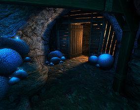 3D model Cave Creator