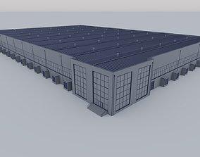 Industrial Exterior 2 3D model