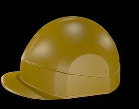3D Helmet worker
