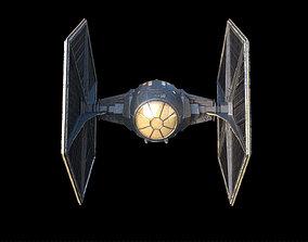 star wars tie fighter 3D