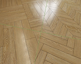 3D model 8 floors patterns of parquet