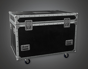 3D model Large Crate 01 - PBR Game Ready