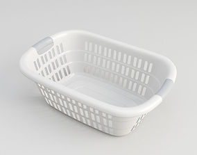Laundry Basket other 3D model PBR