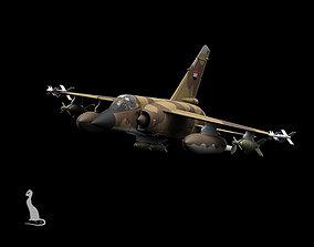 Dassault Mirage F-1 Irak version 3D