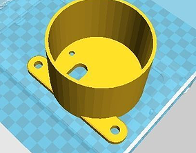 3D print model Motorcycle Speedometer Case