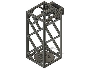 Elevator for a Raspberry Pi project 3D print model