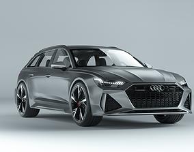 2020 Audi RS6 3D