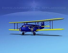 3D model Curtiss Condor Eastern