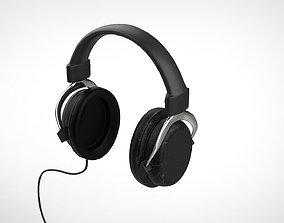 3D model Headphones - Qpad Style