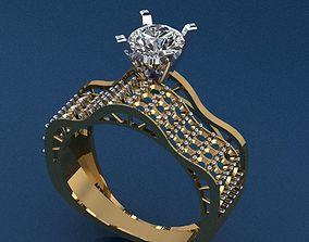 Ring New 9 3D print model