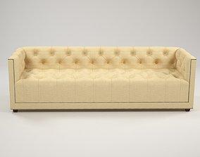 whitesofa 3D Classic sofa