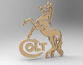 3D model Colt Horse