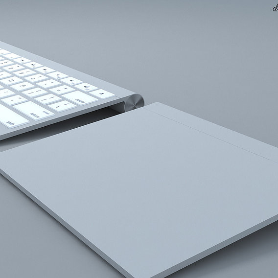 imac keyboard and mouse