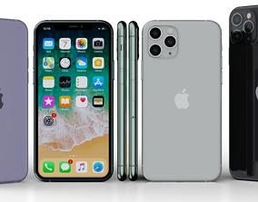 3D model iPhone 11 Pro Max