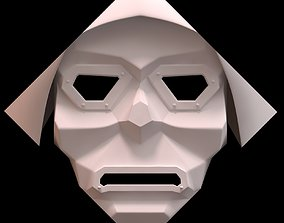 Villain Mask 3D Printable