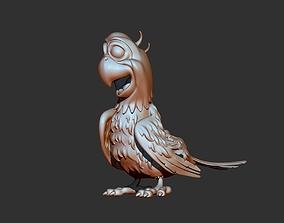 bird animals 3d models