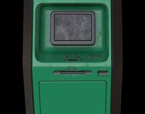ATM gameready 3D model