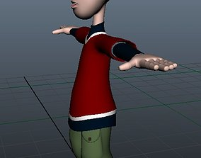 3D model Ron Stoppable