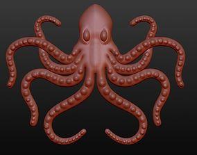 3D print model Octopus