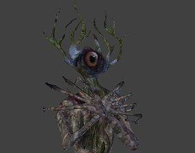 Forest Guardian 3D asset