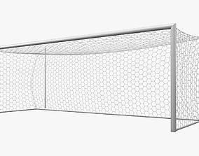 Soccer Goal 001 3D model