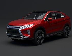Mitsubishi Eclipse Cross SEL 2020 3D model