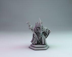 Dwarf King 3D printable model