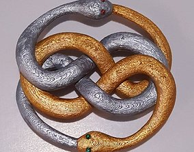 3D print model Auryn Medallion from The Never-ending Story