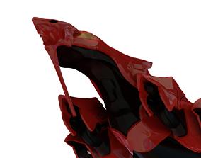 3D printable model Ragnarok Ship from Final Fantasy VIII