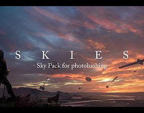 Skies 1 3D