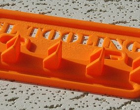3D printable model Quick Change Unimat Lathe Tool Holder