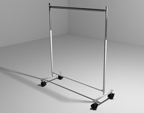 Hanger Display Stands 3D model