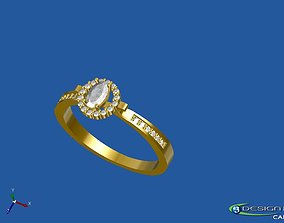 anillo caramelo 3D print model