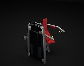 Pectoral Machine 3D model