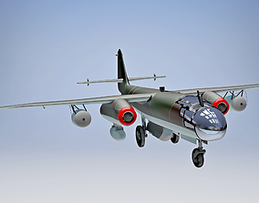 Arado Ar 234 3D