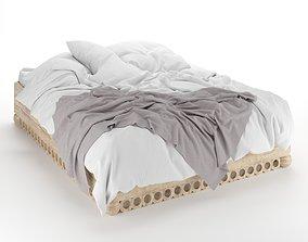 beds Bed 3d