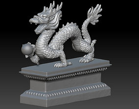 3D print model China Dragon