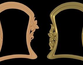 3D Mirror art