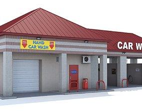 Car Wash 3D