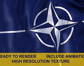 NATO 3d Flag