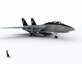 3D model f-14 F-14 Tomcat