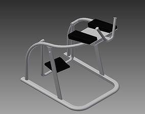 AB Coaster 3D print model