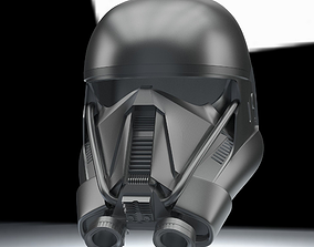 3D print model Death Trooper Helmet