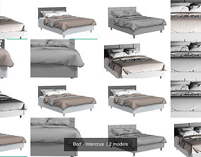 Bed - Intercrus 3D model