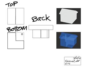 Build one 3D printable model