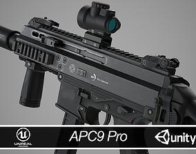 3D asset BT APC9 Pro